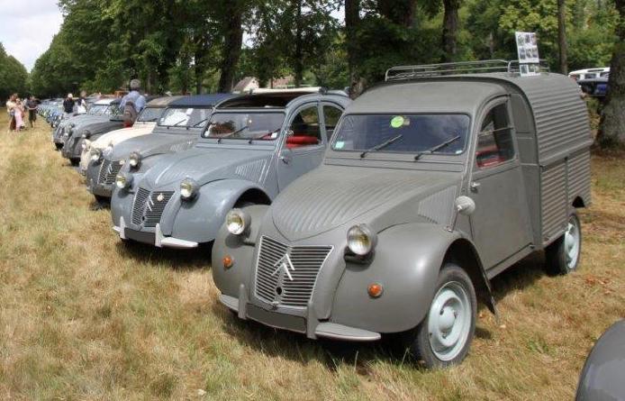 1959 Citroën 2CV AZU