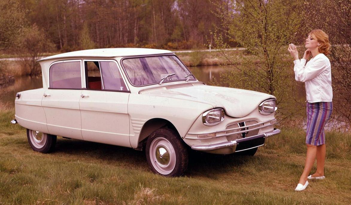 1961 ami 6 pre serie 3