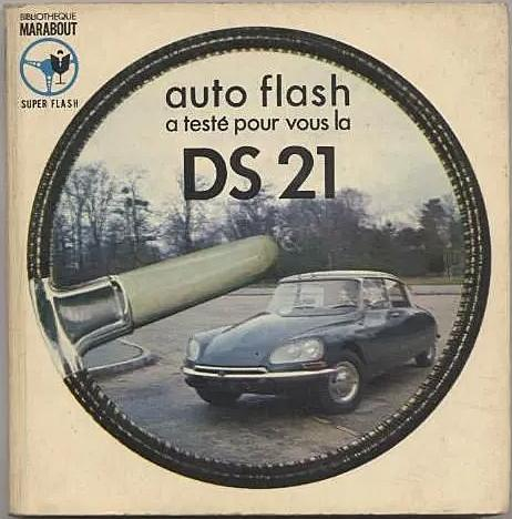 Auto flash Citroën DS21 marabout