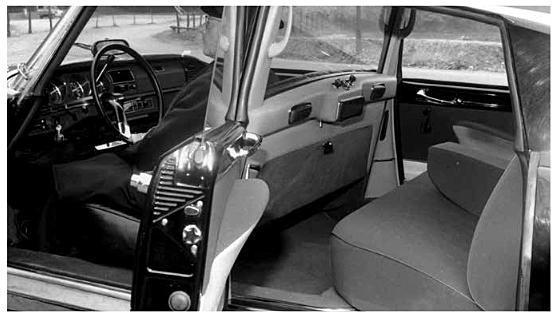 1969 DS Prestige Pierre Bercot