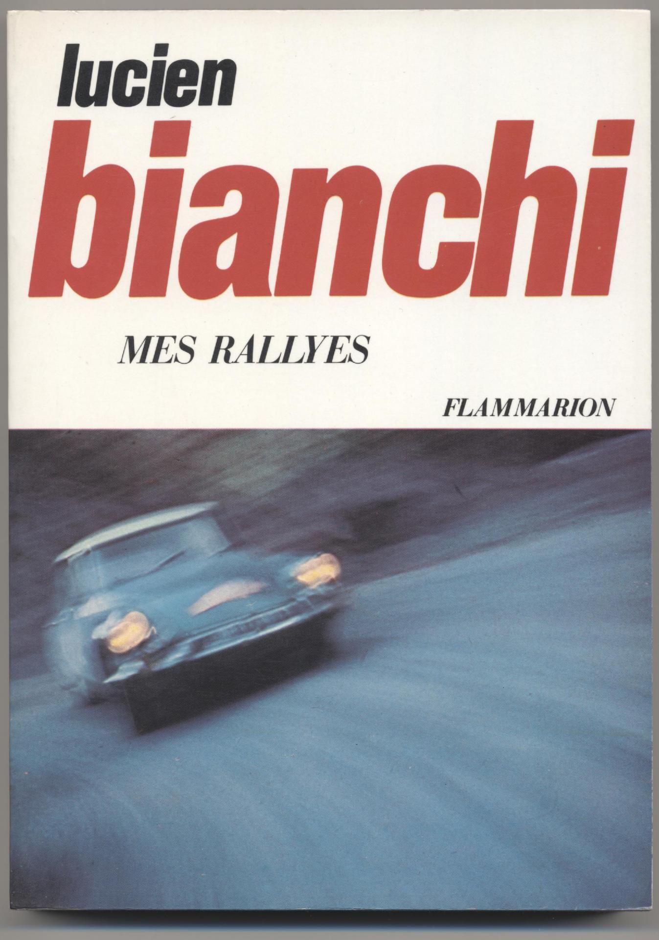 1969 Mes rallyes