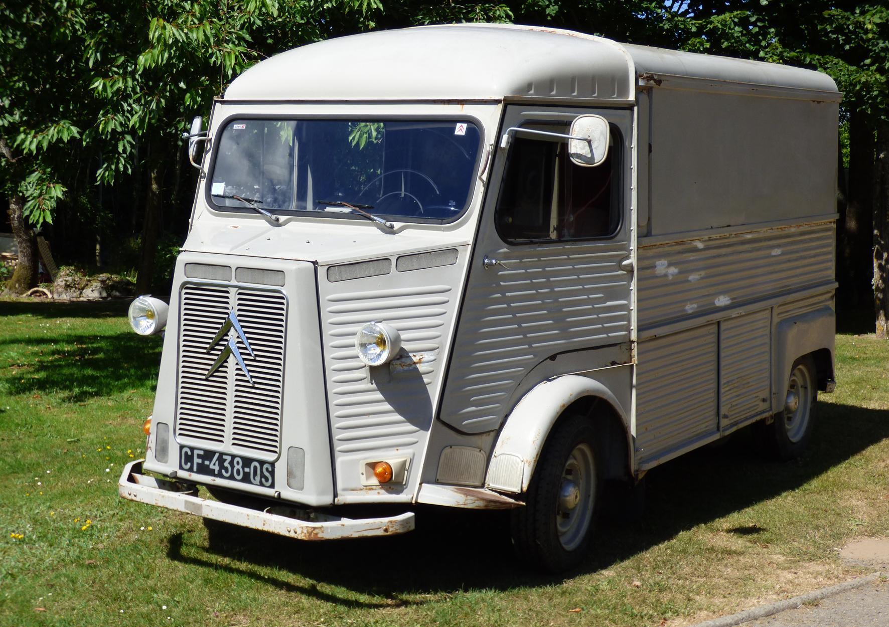 1970 Citroën HY
