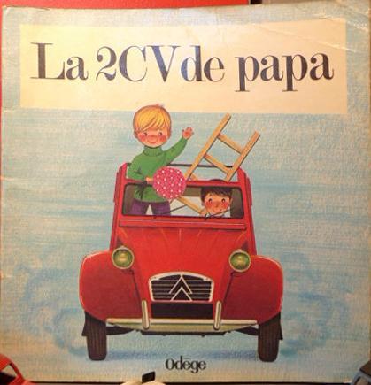 1970 La 2CV de papa