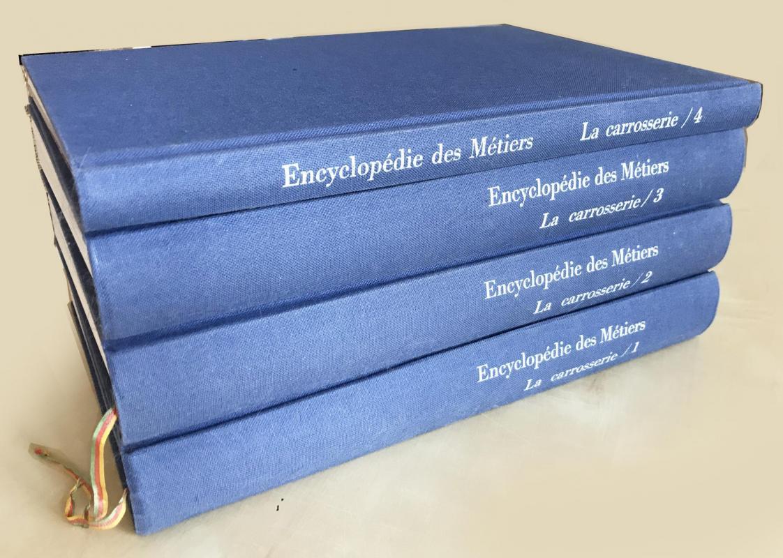 1971 Encyclopédie