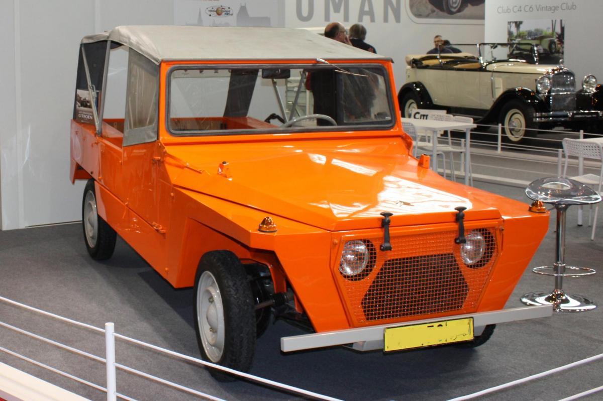 1972 Citroën Baby Brousse