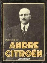 1973 André Citroën le précusseur