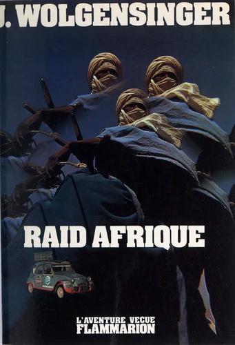 1974 Raid Afrique numérique