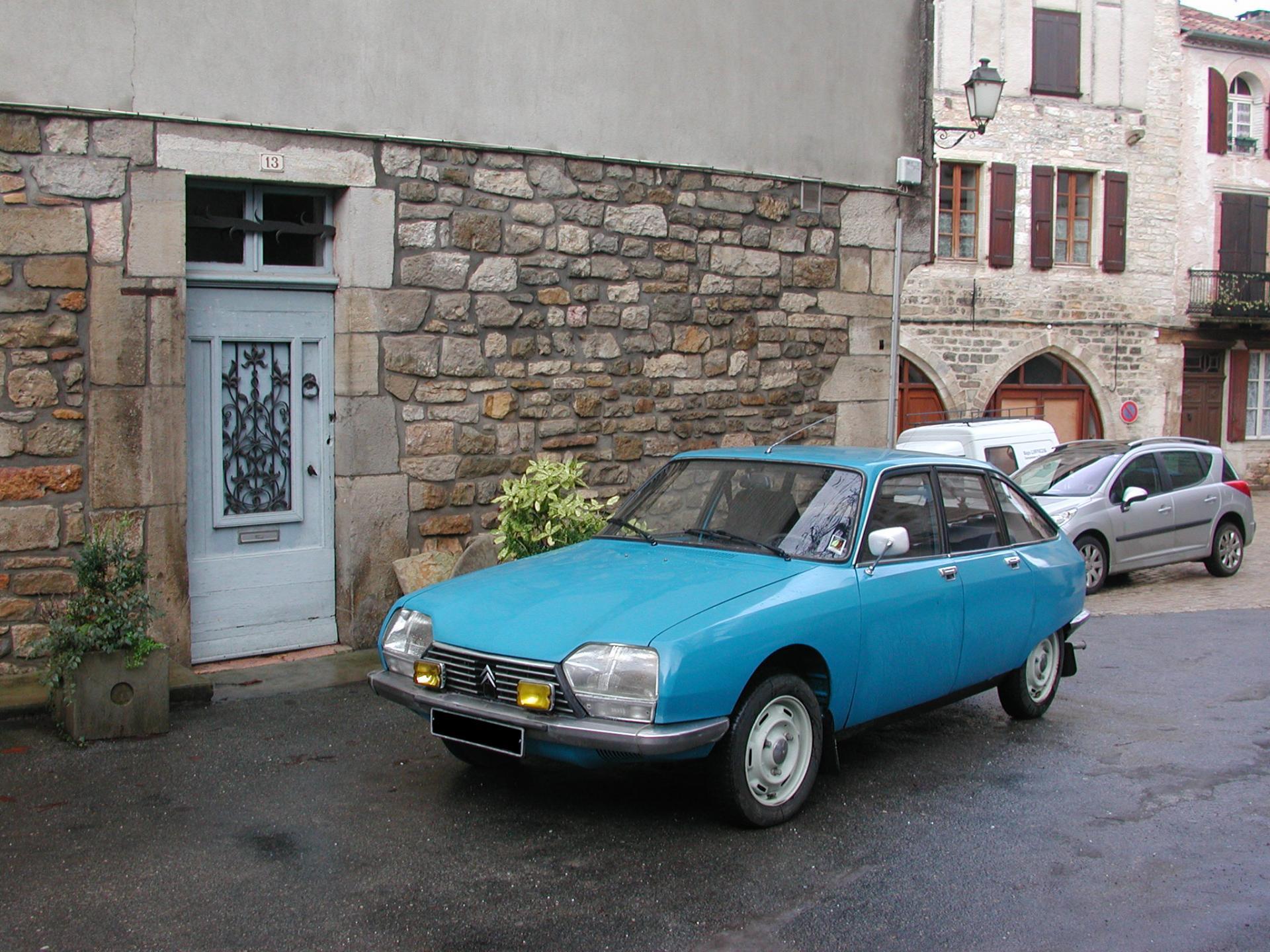 1975 Citroën GSX2