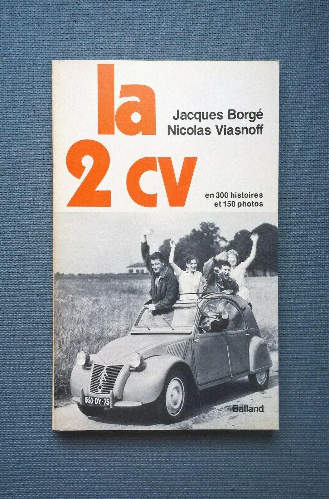 1977 2CV en 300 histoires