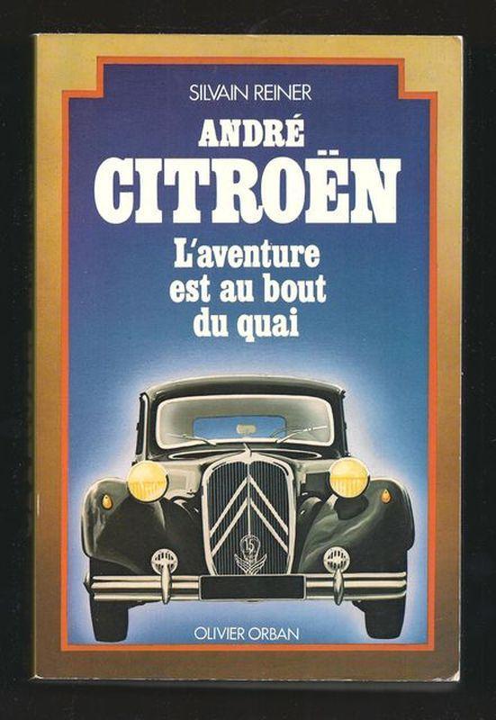 1977 Citroën L'Aventure est au bout du quai