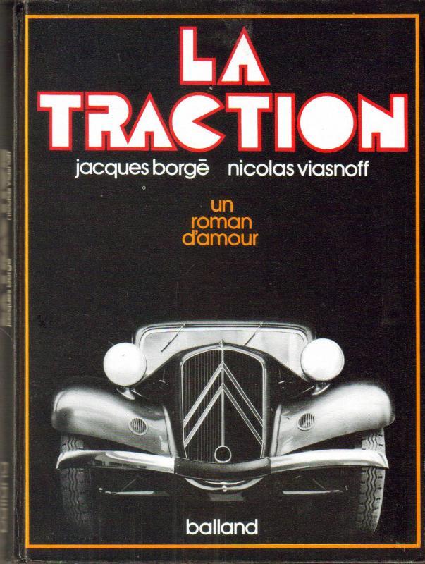 1977 La Traction, un roman d amour