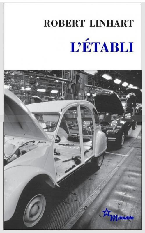 1978 L'Etabli de Robert Linhart