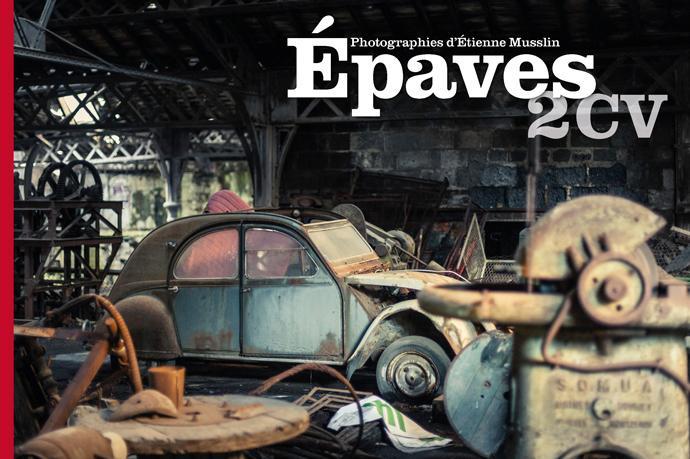 1979 Epaves 2CV