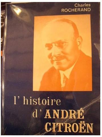 1979 L'histoire d'André Citroën