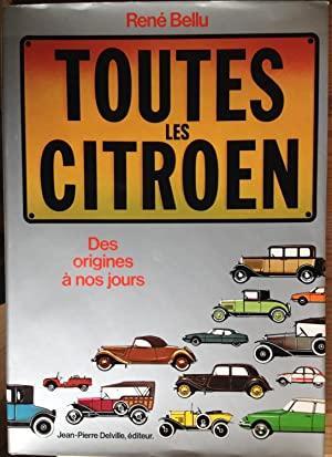 1979 Toutes les Citroën