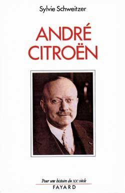1980 André Citroën - Pour une histoire du XXème siècle