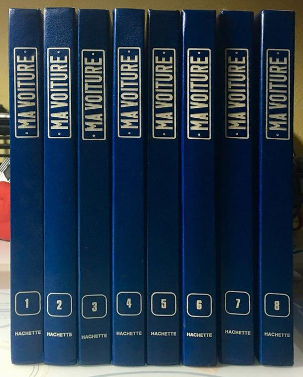 1980 Encyclopédie Ma Voiture
