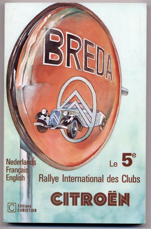 1981 5eme ICCCR Breda NL