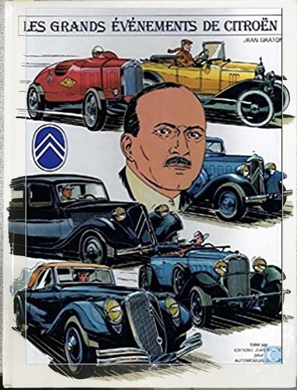 1981 Les grands événements Citroën