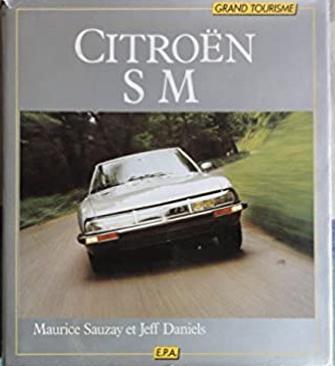 1982 Citroën SM Grand Tourisme