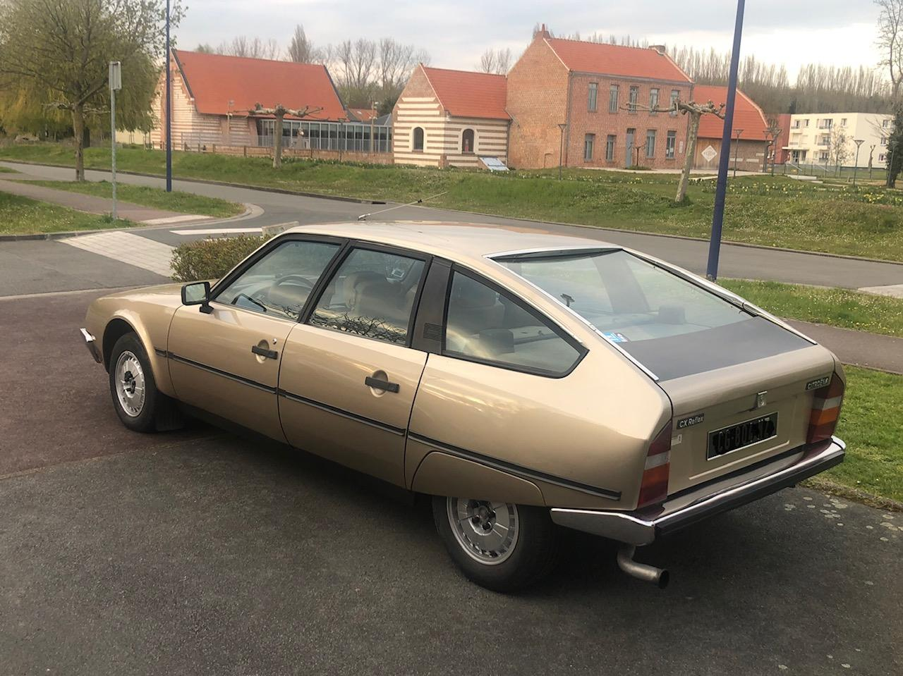 1982 Citroën CX Reflex