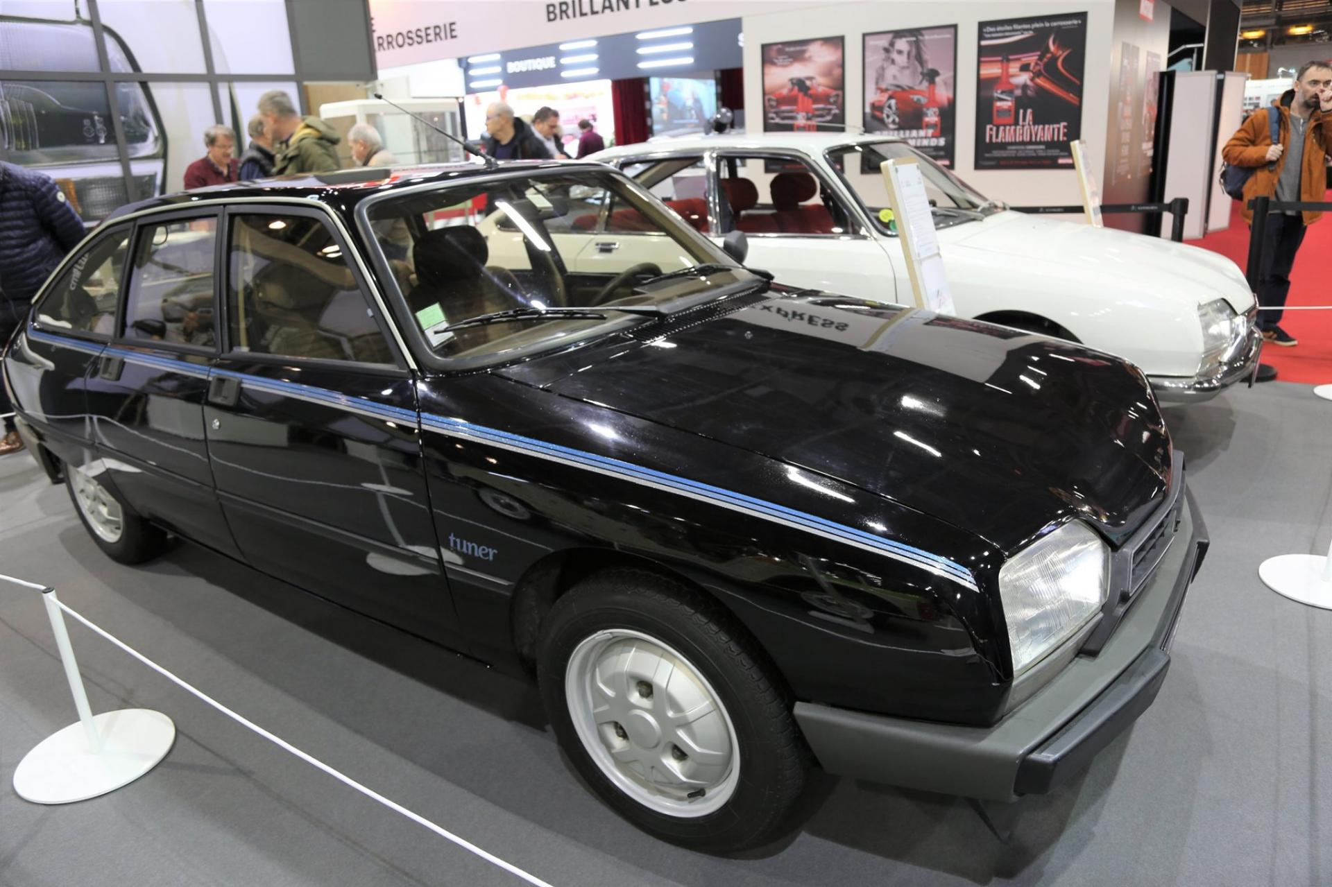 1984 GSA Tuner