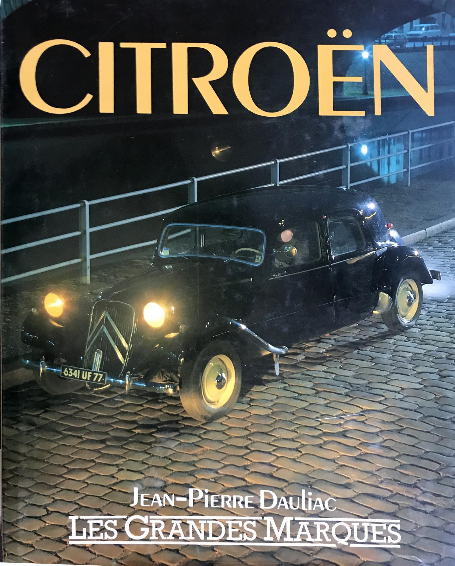 1987 Citroën les grandes marques
