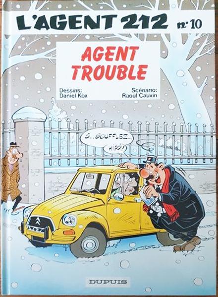 1988 Agent 212 - Agent trouble