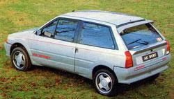 1988 Ax Sport aileron ar Phase 2