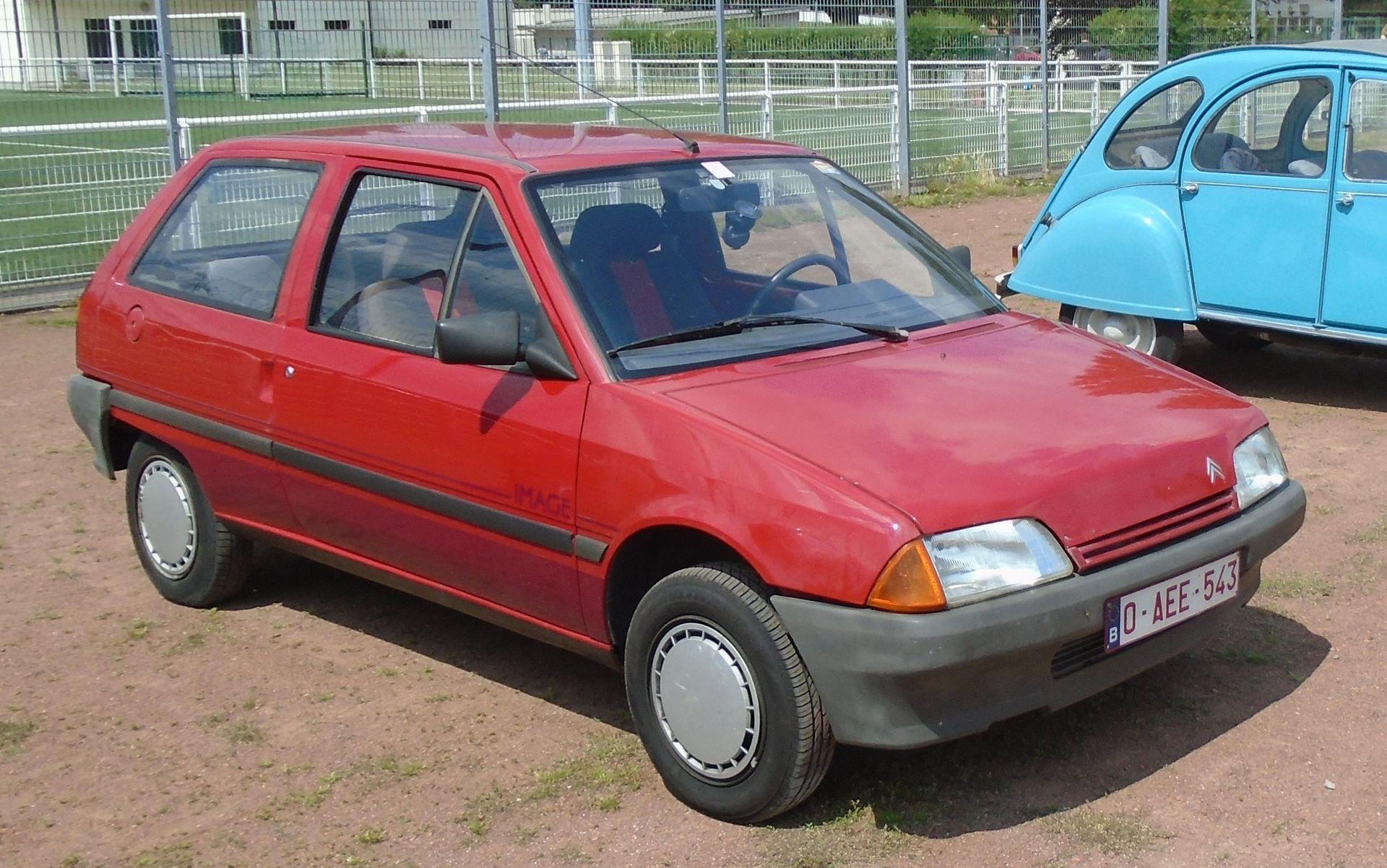 1989 - AX 10 RE Image