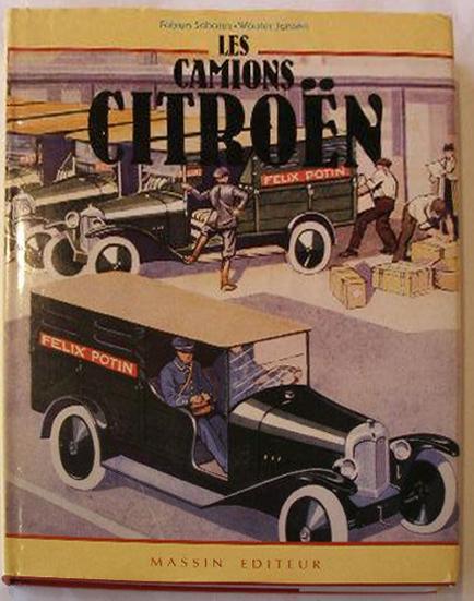 1989 Les camions Citroën