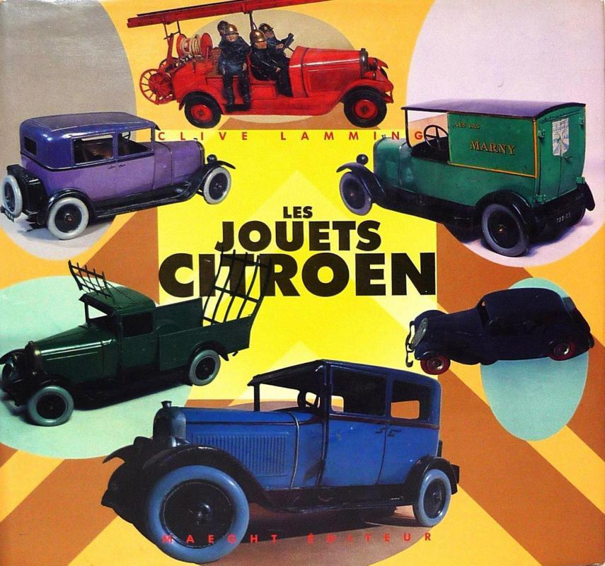 1990 Les jouets Citroën