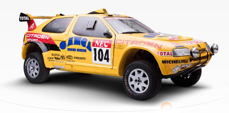 1990 ZX Rallye Raid