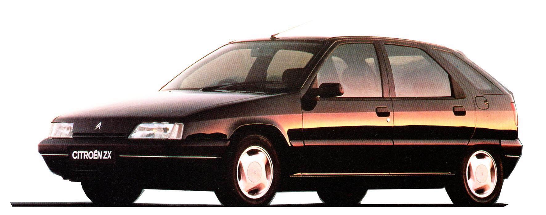1991 zx 2p