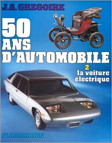 1992 50 ans d'Automobile