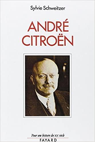 1992 André Citroën par Sylvie Schweitzer