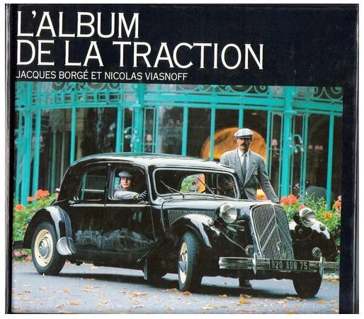 1992 L'Album de la Traction