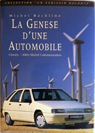 1992 La genêse d une automobile Citroën