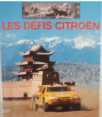 1992 Les défis Citroën