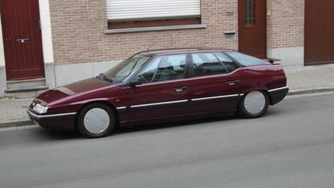 1992 XM 2 0 carburateur