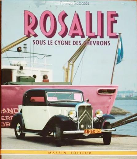 1993 Rosalie sous le cygne des chevrons