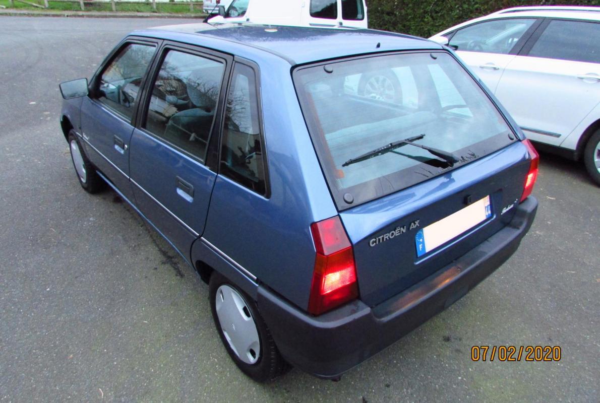 1994 AX 1,1 litres Thalassa 5 portes