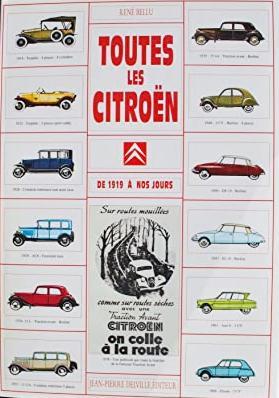 1994 Toutes les Citroën