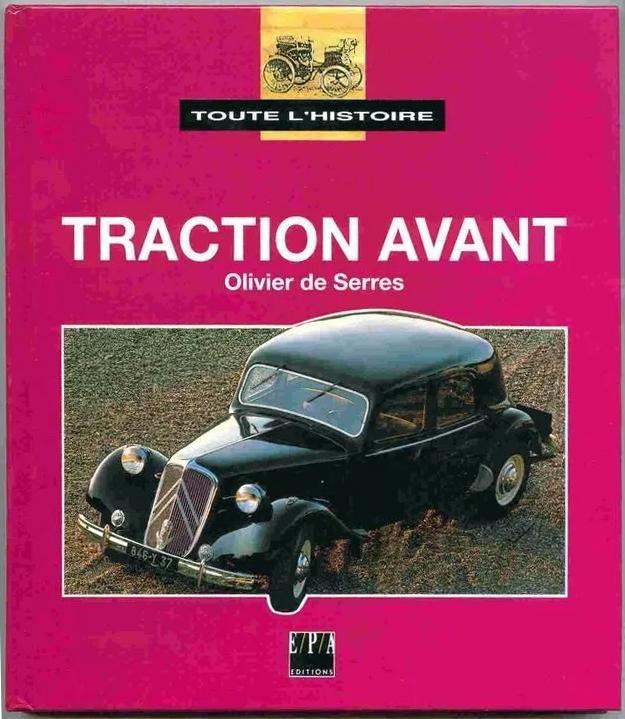 1994 Traction Avant