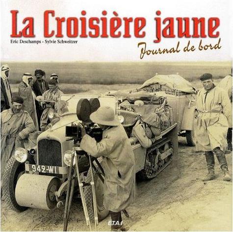 1996 La croisière jaune : Journal de bord
