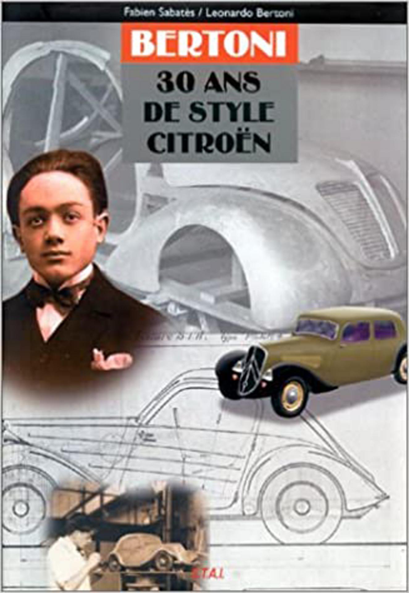 1998 Flaminio Bertoni 30 ans de style Citroën