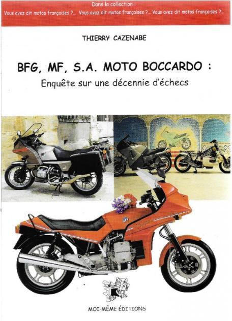 1998 BFG, MF, SA Moto Boccardo