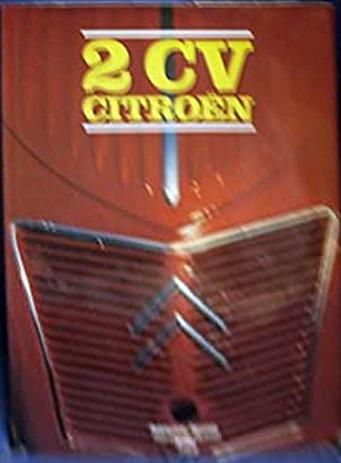 1998 Citroën 2CV d'Adrienne Kessel en français