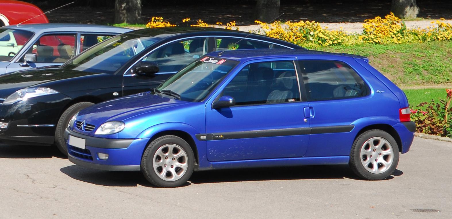 1998 Citroën Saxo 1 6 16v VTS
