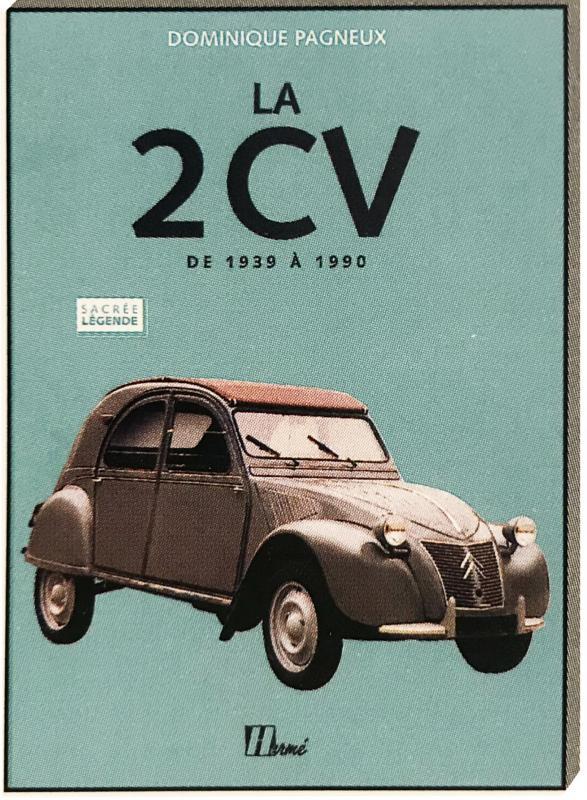 1999 La 2CV Dominique Pagneux